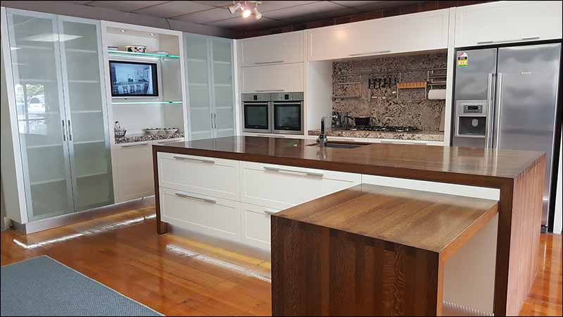 Essex Cabinetmakers and Comshape New Lynn Showroom